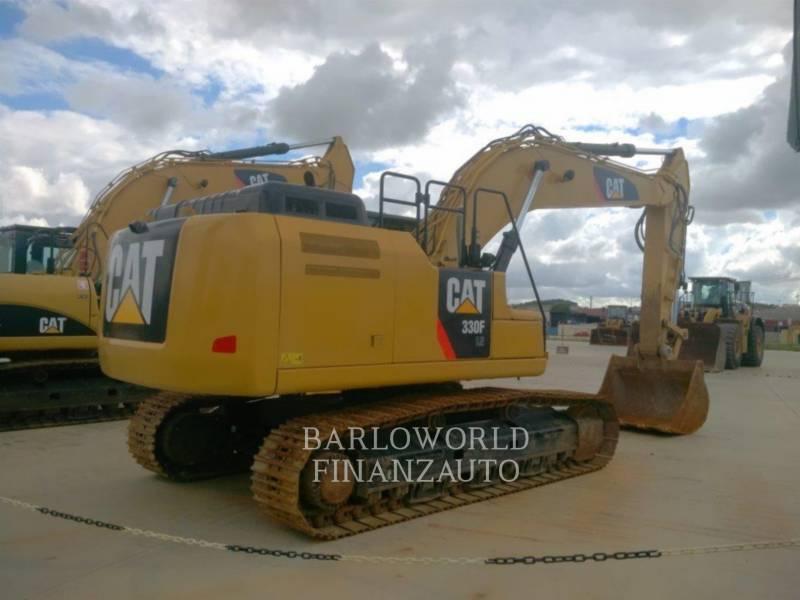 CATERPILLAR TRACK EXCAVATORS 330FLN equipment  photo 4