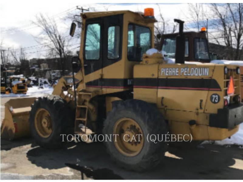 OTHER WHEEL LOADERS/INTEGRATED TOOLCARRIERS H60 equipment  photo 6