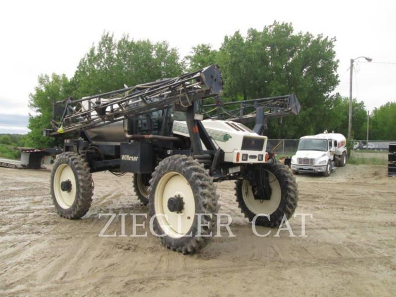 WILMAR PULVERIZADOR 8100 equipment  photo 1