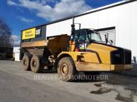 CATERPILLAR KNICKGELENKTE MULDENKIPPER 735B equipment  photo 5