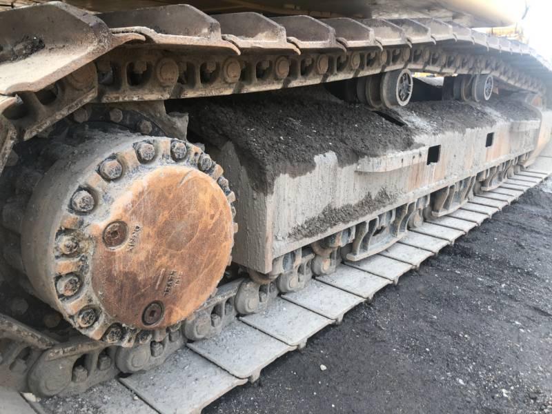 CATERPILLAR ESCAVATORI CINGOLATI 329 F L equipment  photo 13