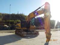 CATERPILLAR FORSTWIRTSCHAFT - HYDRAULIKBAGGER 320DFMHW equipment  photo 3