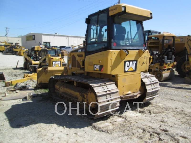 CATERPILLAR TRACTORES DE CADENAS D5K LGP equipment  photo 3