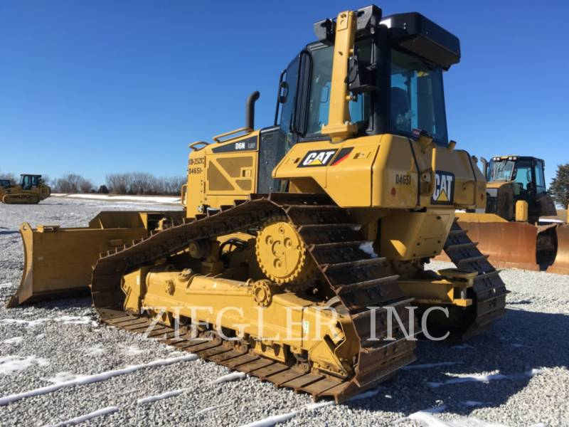CATERPILLAR TRACTEURS SUR CHAINES D6NLGPA equipment  photo 2