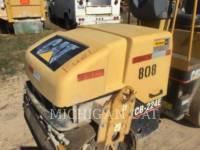 CATERPILLAR COMPACTEURS TANDEMS VIBRANTS CB224E equipment  photo 10