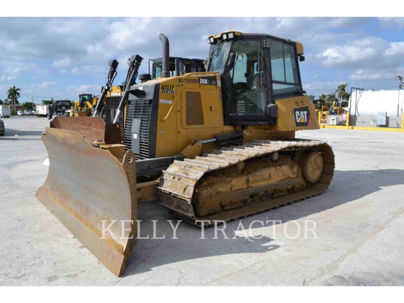 CATERPILLAR CIĄGNIKI GĄSIENICOWE D6K2LGP equipment  photo 2