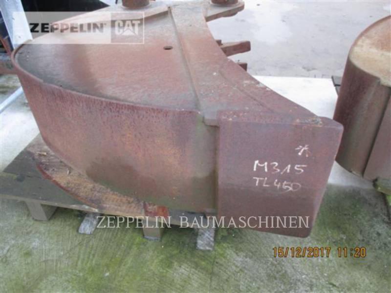 OTHER AUTRES TL 450 Festanbau equipment  photo 2