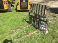 Equipment photo CATERPILLAR FRAME AND TINE FOR TELEHANDLER WT - FORKS 1