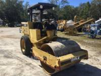 Equipment photo CATERPILLAR CS-323C EINZELVIBRATIONSWALZE, GLATTBANDAGE 1