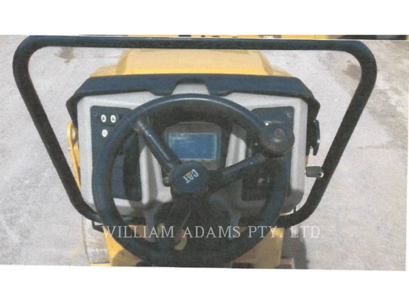 CATERPILLAR COMPATTATORE PER ASFALTO A DOPPIO TAMBURO VIBRANTE CB24BLRC equipment  photo 5