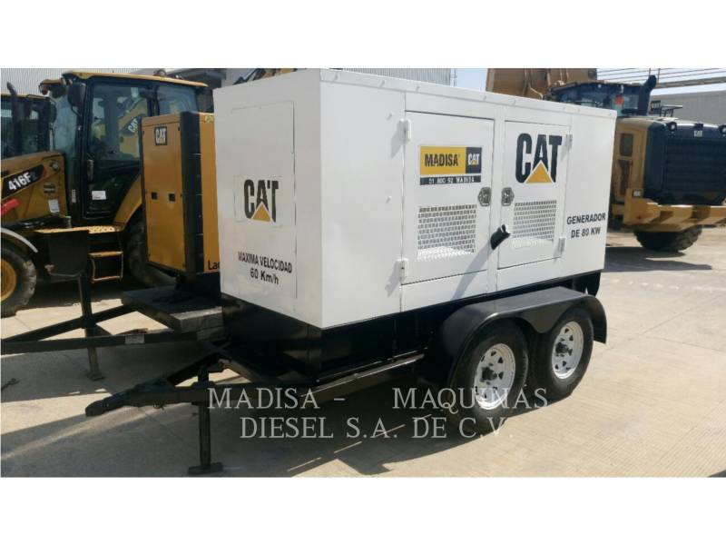 OTHER MOBILE GENERATOR SETS MSS80 equipment  photo 1