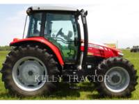 Equipment photo MASSEY FERGUSON MF5612 TRACTEURS AGRICOLES 1