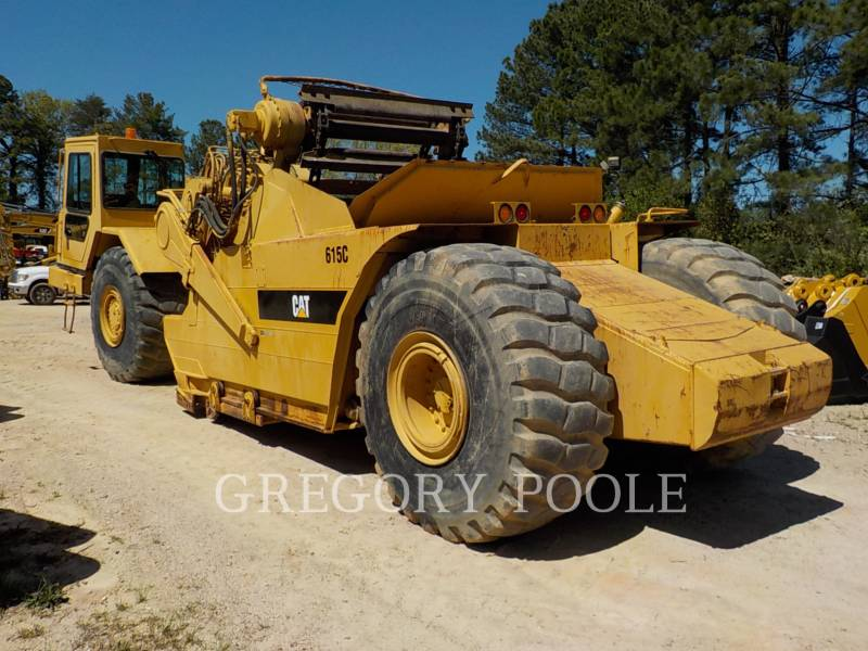 CATERPILLAR DECAPEUSES AUTOMOTRICES 615C II equipment  photo 7