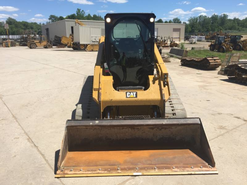 CATERPILLAR MULTI TERRAIN LOADERS 279D equipment  photo 16