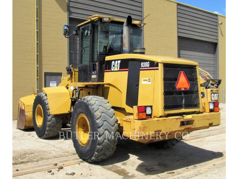 CATERPILLAR PALE GOMMATE/PALE GOMMATE MULTIUSO 938G equipment  photo 3