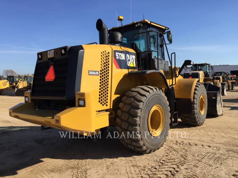 CATERPILLAR WHEEL LOADERS/INTEGRATED TOOLCARRIERS 972 M equipment  photo 1