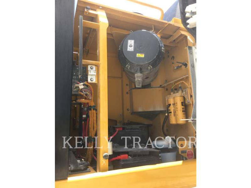 CATERPILLAR TRACK EXCAVATORS 349FL equipment  photo 14