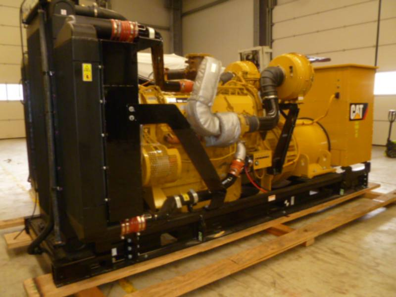 CATERPILLAR STATIONARY GENERATOR SETS C32 ACERT equipment  photo 1