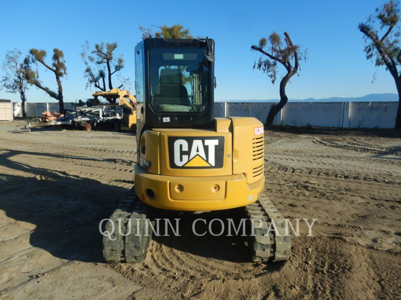 CATERPILLAR TRACK EXCAVATORS 305.5E CR equipment  photo 8
