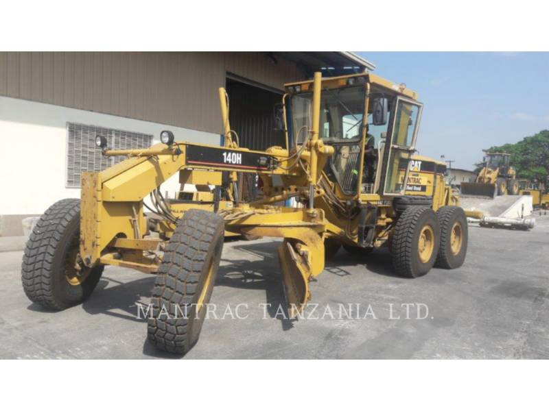CATERPILLAR MOTOR GRADERS 140 H equipment  photo 9