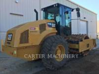 Equipment photo CATERPILLAR CP56B AC COMPACTEURS 1