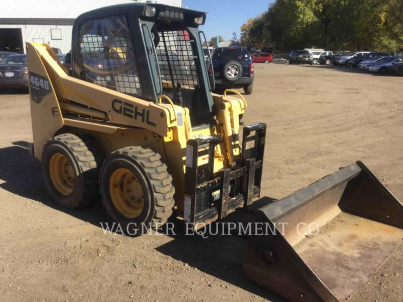 GEHL COMPANY CHARGEURS COMPACTS RIGIDES 4640E equipment  photo 4