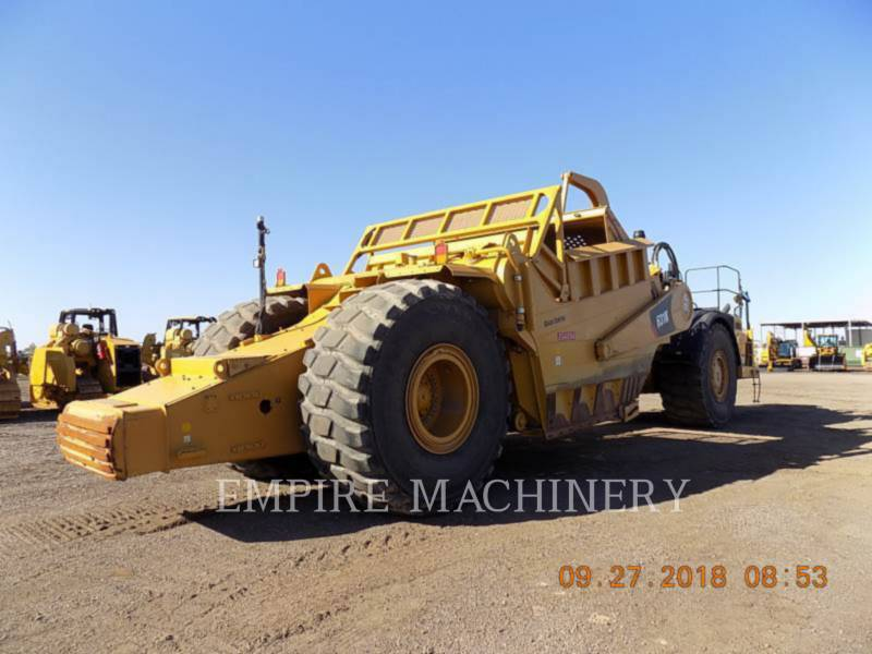 CATERPILLAR WHEEL TRACTOR SCRAPERS 631K equipment  photo 2