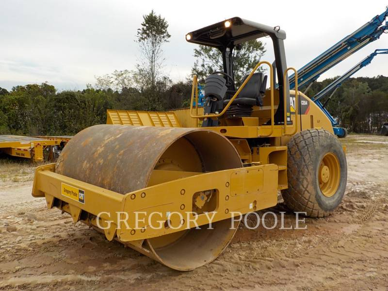 CATERPILLAR VIBRATORY SINGLE DRUM SMOOTH CS-54 equipment  photo 1