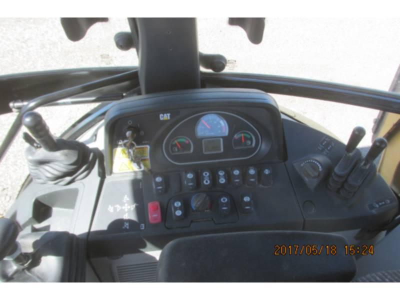 CATERPILLAR BACKHOE LOADERS 430FST equipment  photo 10