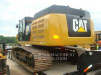 CATERPILLAR TRACK EXCAVATORS 349E equipment  photo 2