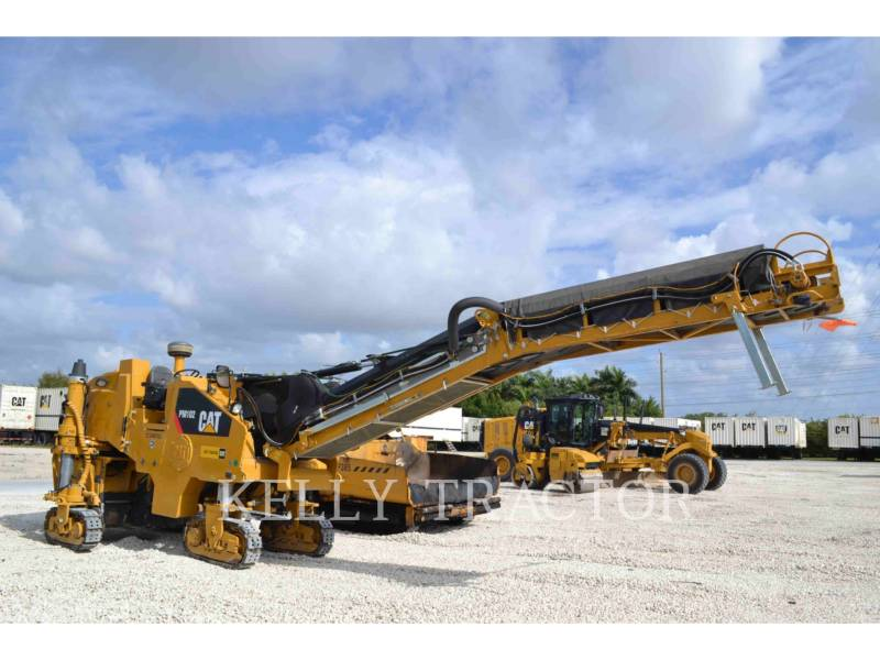 CATERPILLAR Planificadores de asfalto PM 102 equipment  photo 1