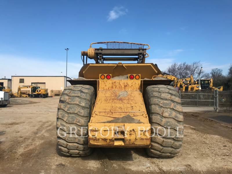 CATERPILLAR WHEEL TRACTOR SCRAPERS 615C II equipment  photo 8