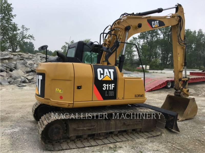 CATERPILLAR KETTEN-HYDRAULIKBAGGER 311F equipment  photo 2