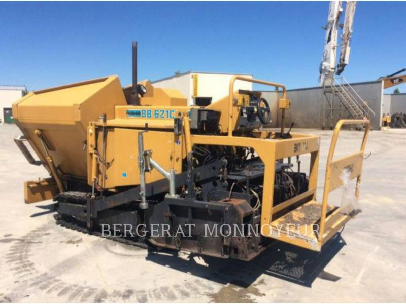 CATERPILLAR ASPHALT PAVERS BB-621C equipment  photo 4