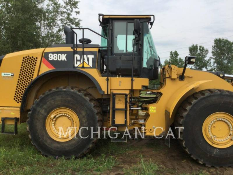 CATERPILLAR WHEEL LOADERS/INTEGRATED TOOLCARRIERS 980K LC equipment  photo 18