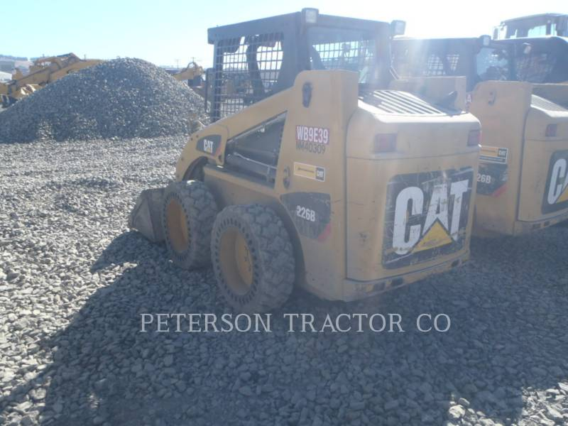 CATERPILLAR CHARGEURS COMPACTS RIGIDES 226B3 HRC equipment  photo 3