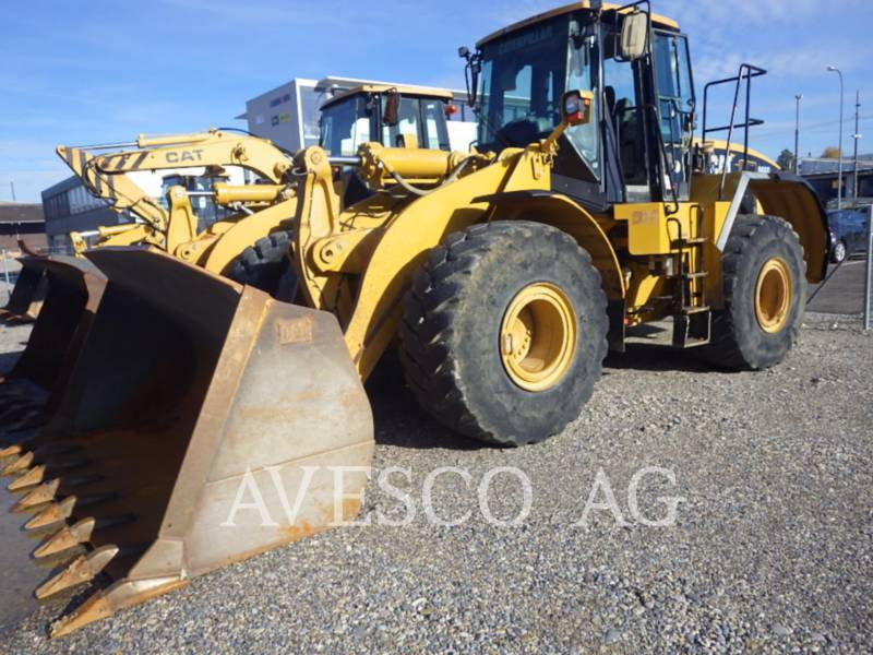 CATERPILLAR WHEEL LOADERS/INTEGRATED TOOLCARRIERS 966GII CCS equipment  photo 1