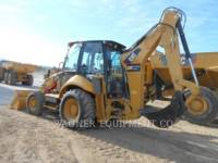 CATERPILLAR BAGGERLADER 416F 4WD equipment  photo 2
