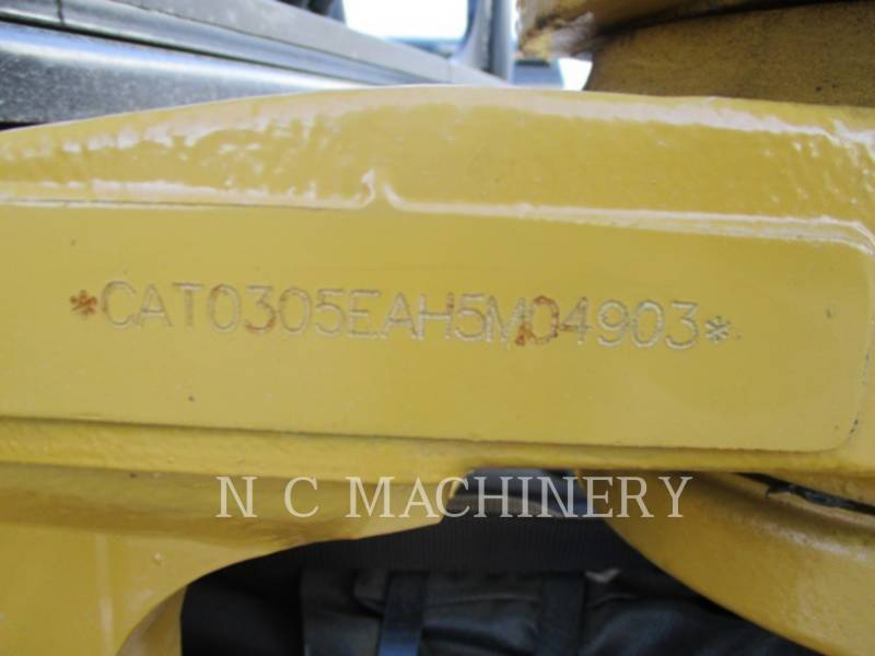 CATERPILLAR TRACK EXCAVATORS 305E2 CRCN equipment  photo 7