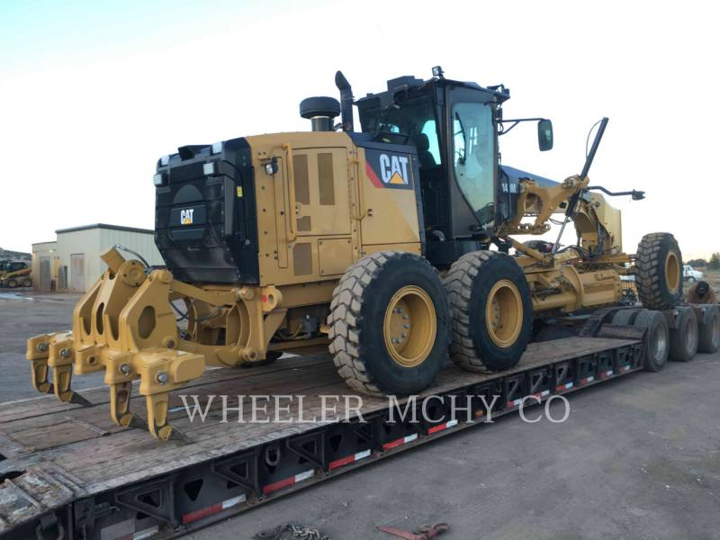 CATERPILLAR MOTOR GRADERS 140M3 ARO equipment  photo 3