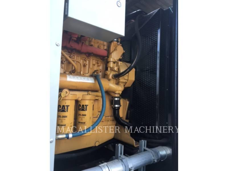 CATERPILLAR STATIONARY GENERATOR SETS C15 equipment  photo 5