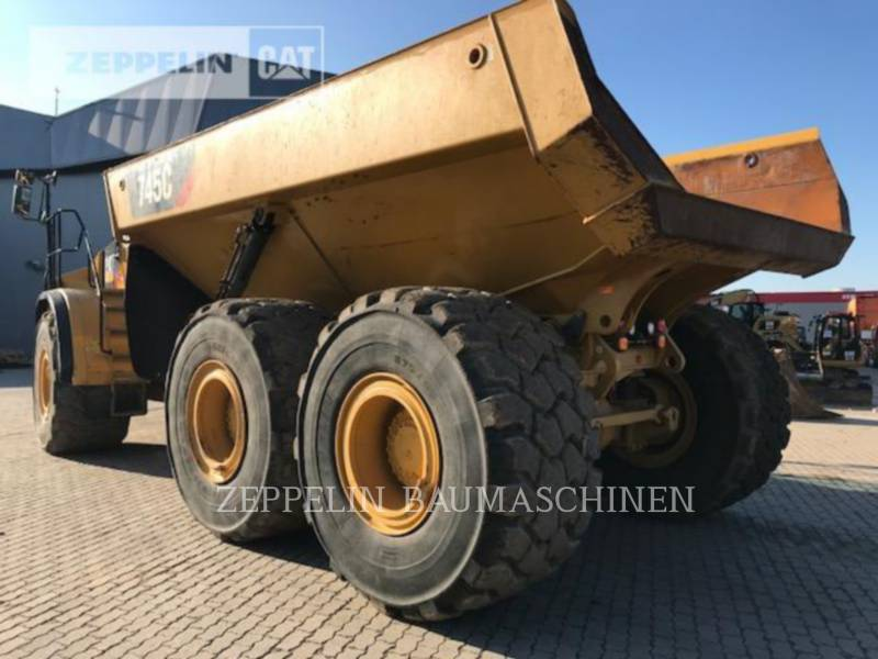 CATERPILLAR TOMBEREAUX DE CHANTIER 745C equipment  photo 3
