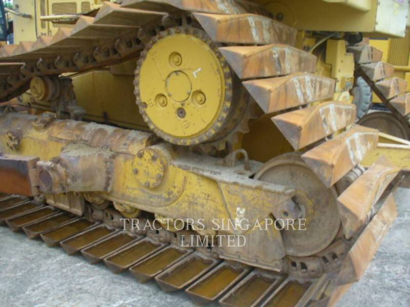 CATERPILLAR TRACTORES DE CADENAS D6RIIILGP equipment  photo 12