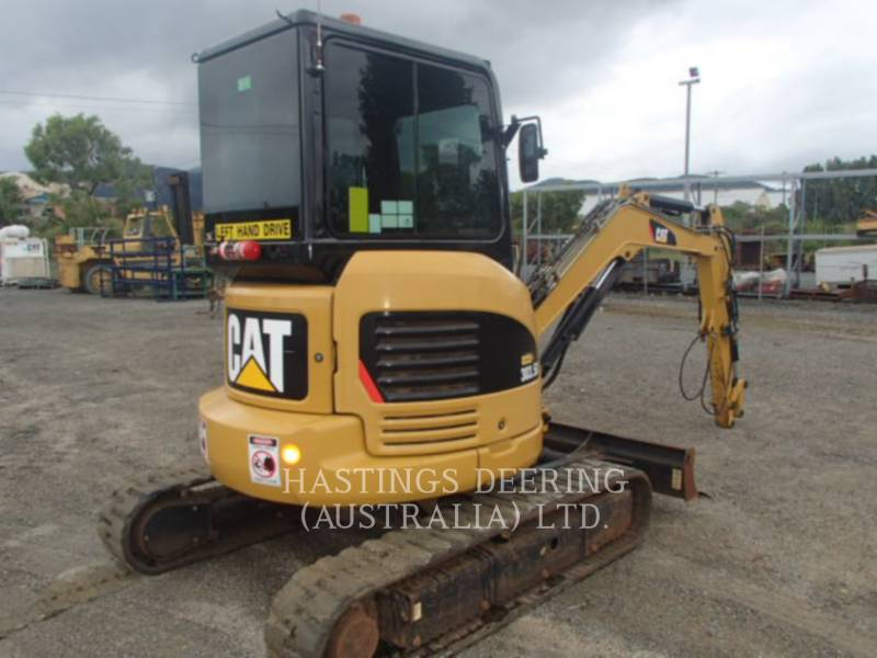 CATERPILLAR PELLES SUR CHAINES 303.5DCR equipment  photo 5