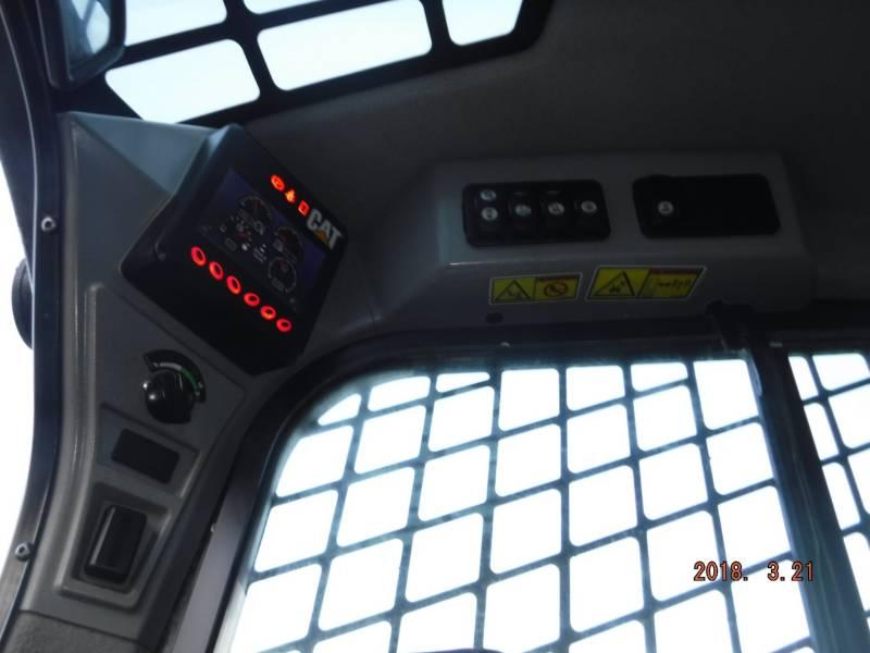 CATERPILLAR SKID STEER LOADERS 262D equipment  photo 14