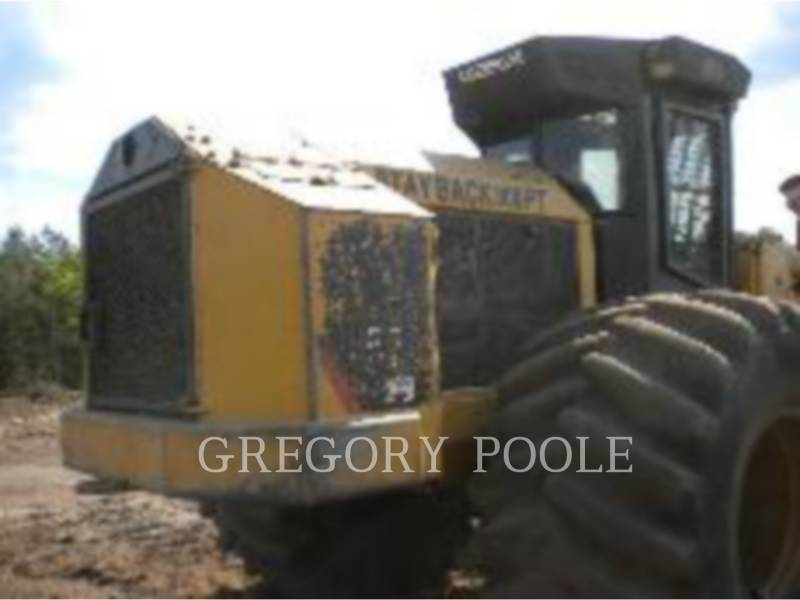 CATERPILLAR FORESTRY - FELLER BUNCHERS - WHEEL 573 equipment  photo 17