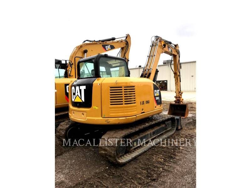 CATERPILLAR トラック油圧ショベル 308E CR equipment  photo 4