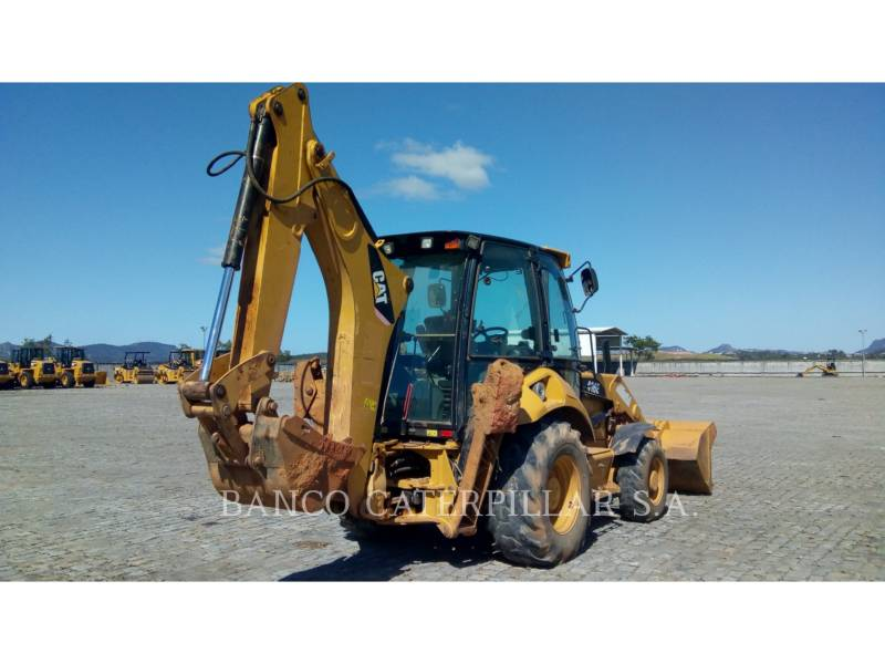 CATERPILLAR BACKHOE LOADERS 416EST equipment  photo 24