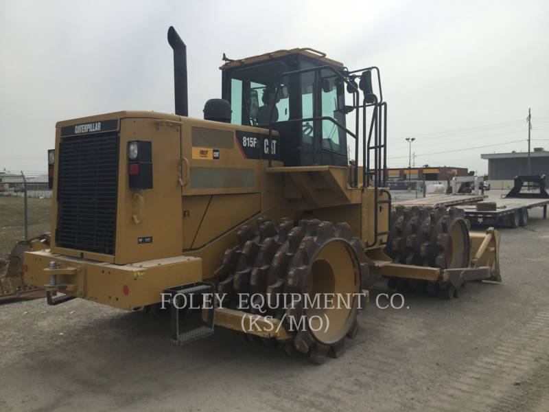 CATERPILLAR COMPACTORS 815F2 equipment  photo 3