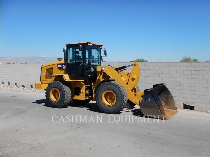 CATERPILLAR INDUSTRIAL LOADER 924K equipment  photo 2